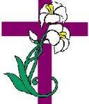 Quaresima croce fiorita 2