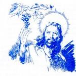 Gesù vite tralci