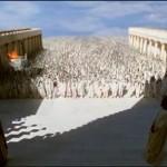 moltitudine nell'Apocalisse