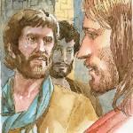 XII - il figlio dell'uomo deve soffrire molto