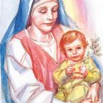 140101 Maria Santissima Madre di Dio