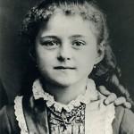 Santa Teresa di Lisieux bambina
