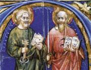 140629 Solennità dei Santi Apostoli Pietro e Paolo