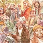 150329 Domenica delle Palme e della Passione del Signore