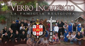 Verbo Incarnato, la Famiglia Religiosa