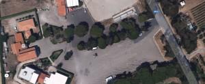 7 - foto mappa ingresso Chiesa S.Agostino