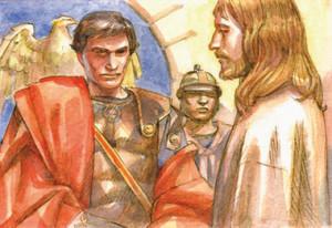 151122 Solennità di Gesù Cristo Re dell'Universo
