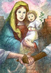 160101 Maria Santissima Madre di Dio