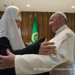 160212 Incontro Papa Francesco, S.S. Kirill